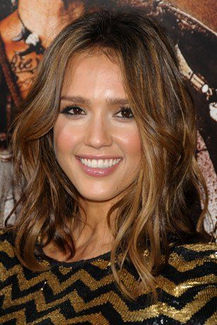 balayage and jessica alba on pinterest. Black Bedroom Furniture Sets. Home Design Ideas
