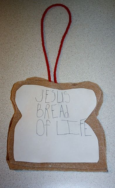 Bread of Life craft