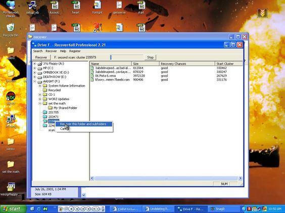 arax disc doctor data recovery