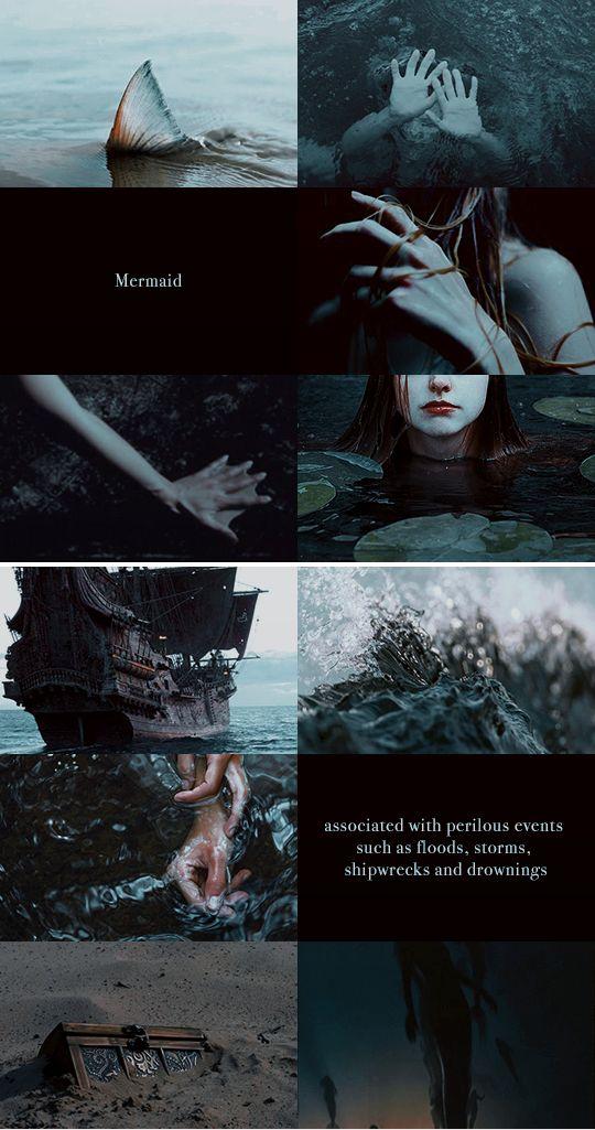 1000 Picspams Challenge   #718 - Mermaids