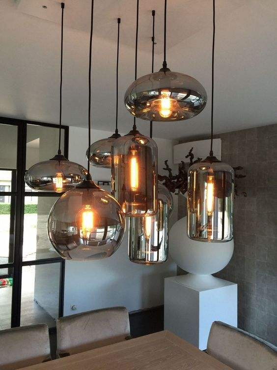 40 Industrial Lighting Ideas For Your Home Dining Room Light