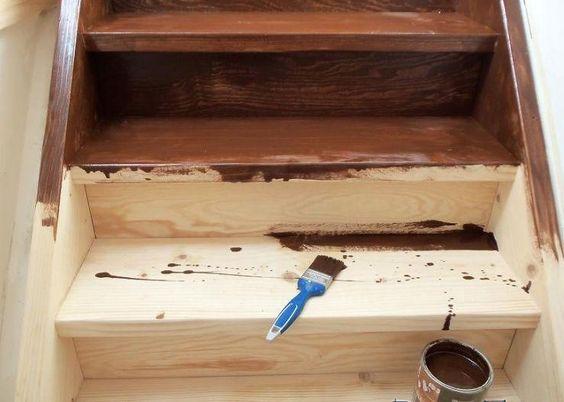 rénovation escalier bois – comment rénover son escalier | home