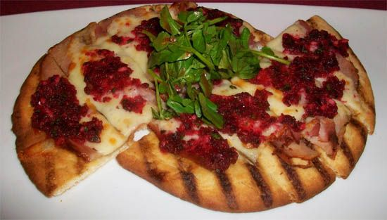 Everyone loves our flatbreads - here's a recipe you can try at home! Ham & Cranberry Flatbread http://social.flight112wine.com/profiles/blogs/the-small-bites-blog-11-the-many-side-s-dishes-of-thanksgiving