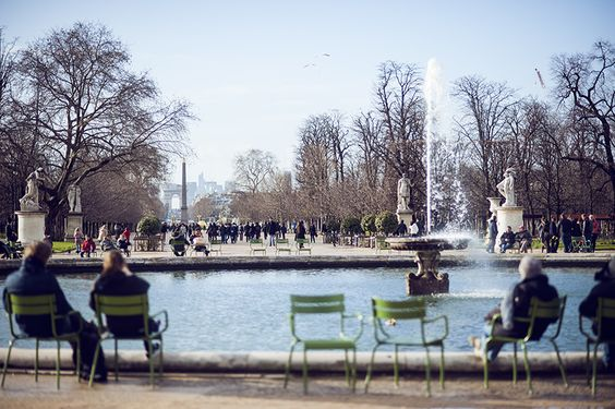 paris tuileries #lyrichotelparis