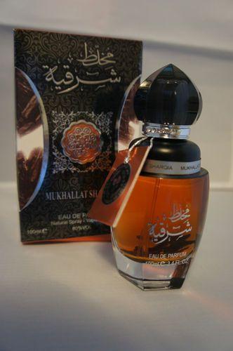 Mukhallat Sharqia - sweet woody Arabic perfume spray Dubai - Ard Al Zaafaran