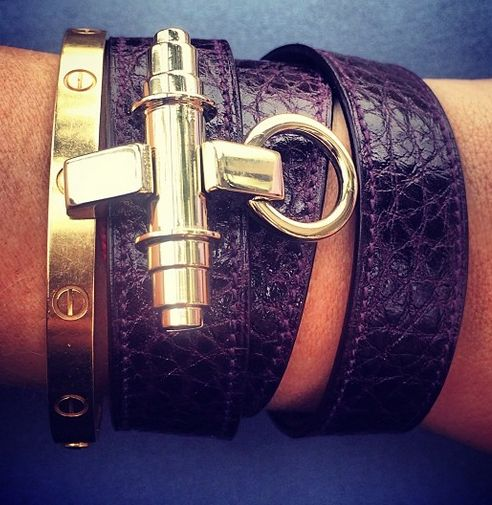 chic wrist- love this @StyleHaulSteph