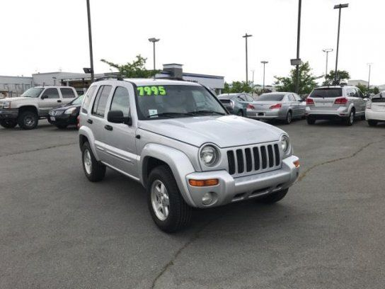 Sport Utility 2004 Jeep Liberty 4wd Limited With 4 Door In Reno Nv 89502 Jeep Jeep Liberty Jeep Cars