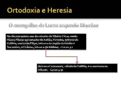 História da Igreja 05/56 - Ortodoxia e Heresia
