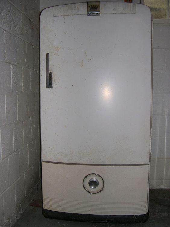 Vintage Frigidaire Cold Wall Refrigerator Ebay Us 125 00
