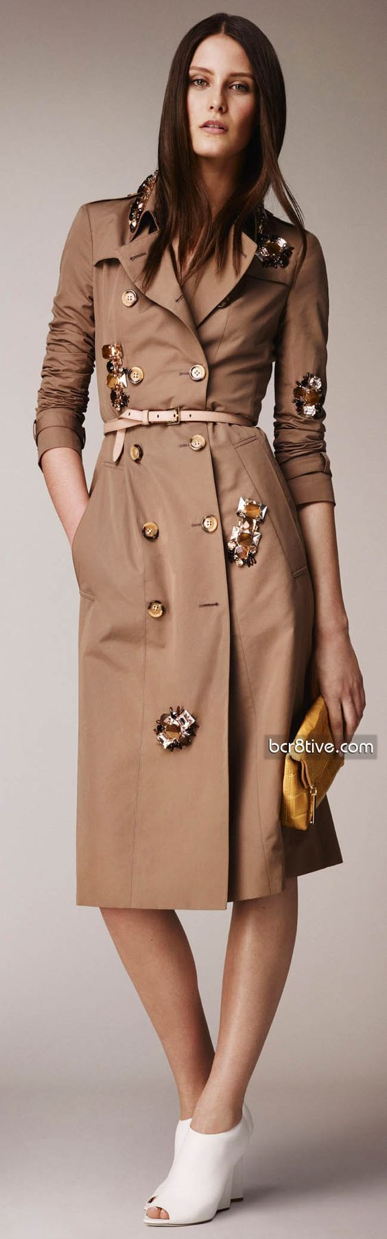 Burberry Prorsum Pre Spring 2014 Collection | The House of Beccaria