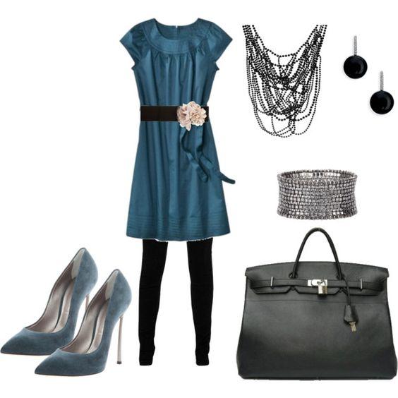 Black & Blue: Black Blue, Outfit Ideas, Fashion Style, Dream Closet, Style Fashion, Style Ideas