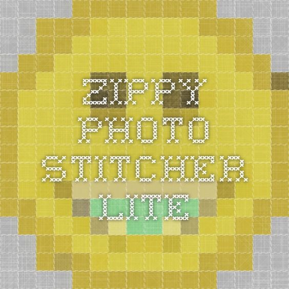 Zippy Photo Stitcher Lite