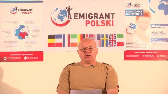 Emigrant Polski - Wstęp: