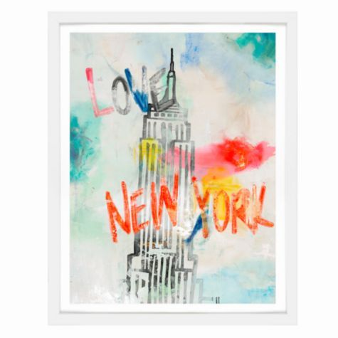 Visit NY from Z Gallerie