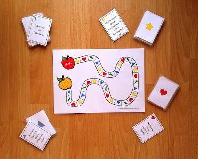 Spiel zum Schuljahresende, Wiederholung von Lernstoff Sonniges Klassenzimmer