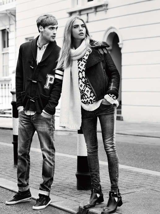 Capas, capas, capas. #IdeasenOrden #moda