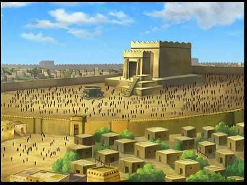 Bible Stories For Children - Old Testament: Solomon and the Temple - YouTube