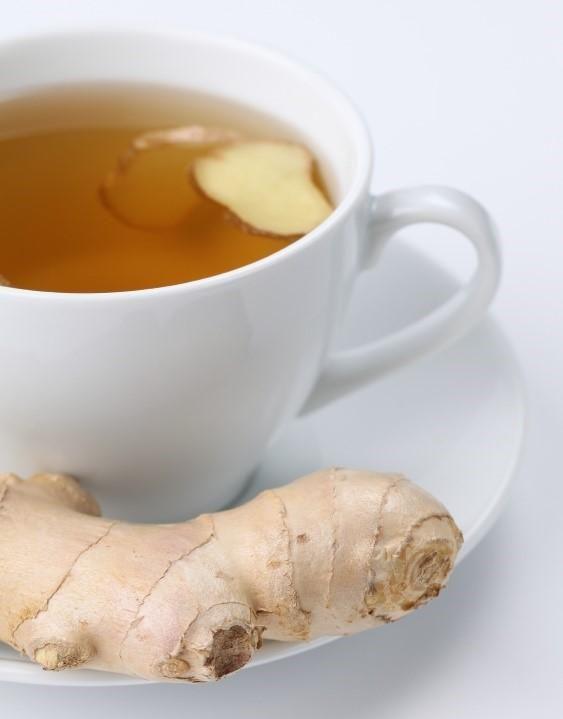 Aliments anti-déprime : Le gingembre