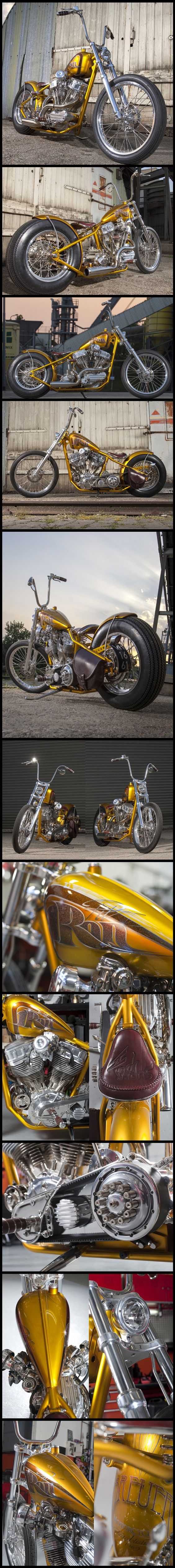 Super Pan II #ironpit #custombike http://www.ironpit.nl/projecten.html