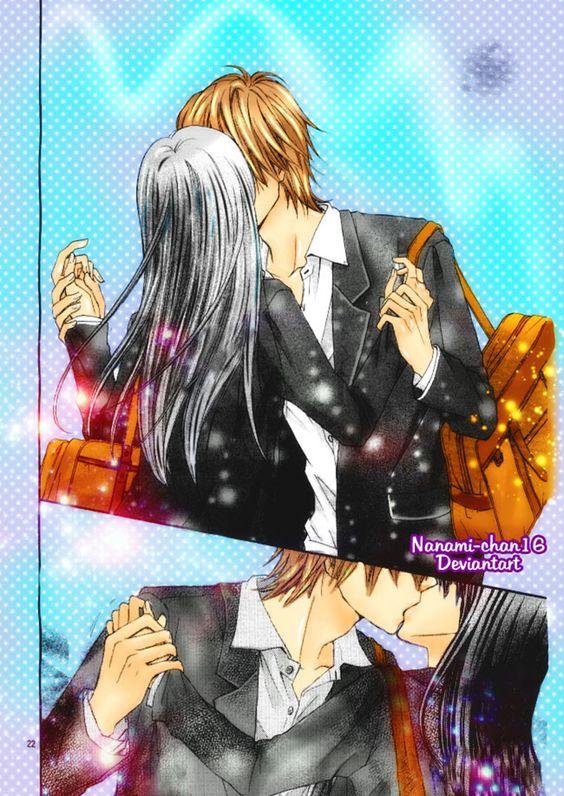 Kiss de Seiyaku - MANGA - Lector - TuMangaOnline