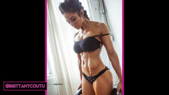 Brittany Coutu fitness workout motivation