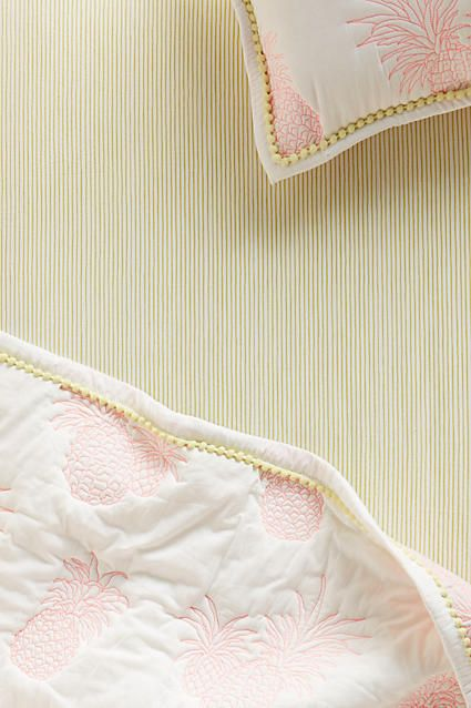 Pehr Soft Stripes Crib Sheet