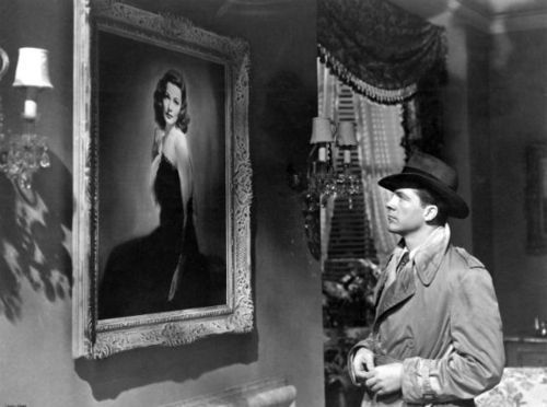 Laura ..based on book by Vera Caspari with Dana Andrews, Gene Tierney, Clifton Webb, Vincent Price: