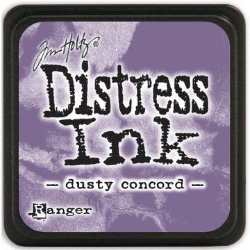 Ranger - Tim Holtz Distress Mini Ink Pad - Dusty Concord