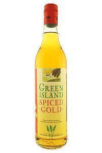 Green Island Spiced Gold.   Sehr  fein zu Trinken mit leichtem Vanille geschmack