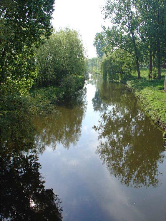 De Niers, Gennep, Limburg.