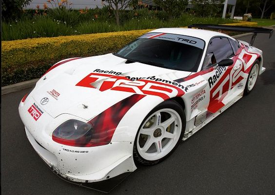 toyota supra wiring harness 1995 trd toyota supra gt500 race car | toyota's ...