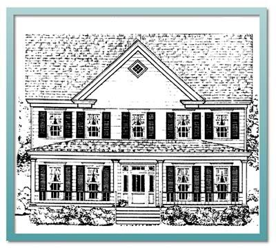 Authentic historical designs llc house plan favorite for Authentic historical house plans