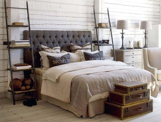 10 semplici idee per rinnovare la camera da letto #dormire #letto #idormiglioni