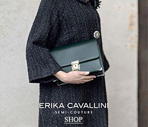 Semi-Couture wurde von Erika Cavallini, eine junge Designerin, die Ende des Jahres 2008 entschied, aufzuhören, die Beraterin für verschiedene italienische Marken zu sein und beschloss, ihren persönlichen Weg zur Mode zu machen. Innerhalb weniger Monate gründete sie K8 Ltd mit ihrem Mann, um die neue Kollektion SEMI-COUTURE zu produzieren.