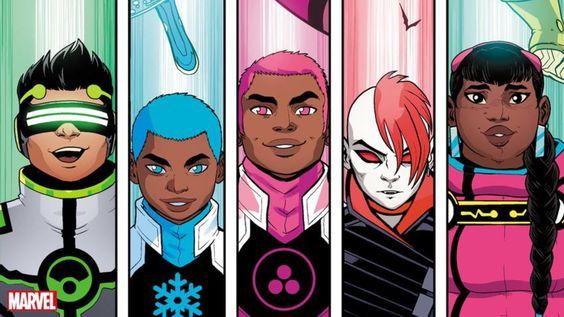 Marvel anuncia su primere superheroíne de género no binario