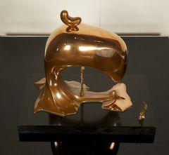 """""""Vestige Atavique Apres La Pluie"""" Salvador Dali, 1969"""
