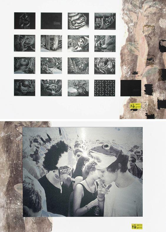 Foto-Design-Wettbewerb im HAW Hamburg. Digitaldruck auf gebürsteten Aluminium   Direktdruck Hamburg