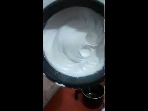 Como Fazer Marshmallow