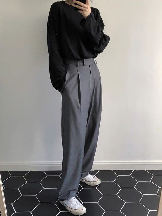 pants woman