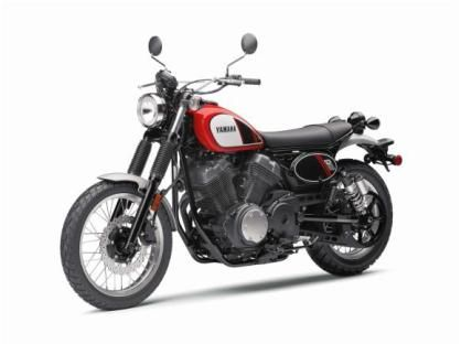 Yamaha surpreende no estilo arrojado da SCR 950