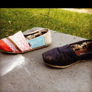 I repurposed my toms!