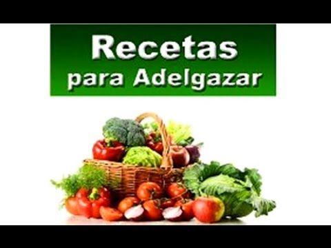 Recetas para adelgazar rapido comidas sanas ricas y bajas - Comida sana para adelgazar ...