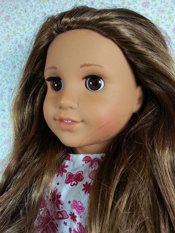 american girl pleasant company original marisol luna doll girl of the year 2005 girls dolls. Black Bedroom Furniture Sets. Home Design Ideas