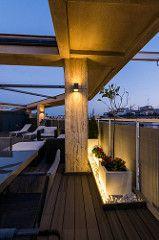 iluminacin de terraza proyecto de reforma pars standal reforma integral terrazas