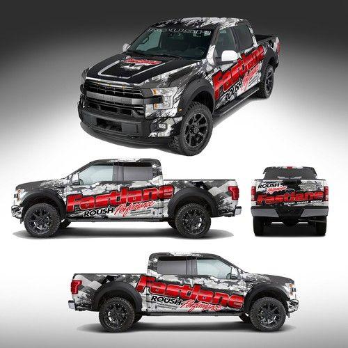 Car And Truck Shop >> Truck Wrap Design Automotive Shops Car Wrap Portfolio Design