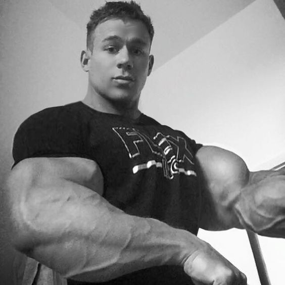 my muscle video