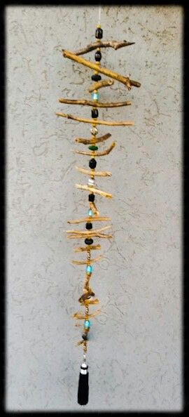 Natural forest wood mobile chime  https://www.etsy.com/listing/196328785/chime-natural-forest-wood-mobile-hanging?ref=related-0