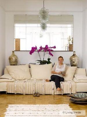 LA MEDUSA Y LOS 3 SOLES: Acurrucarte en el sofá (Habitania)
