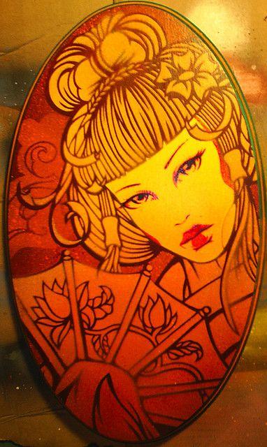 Geisha's Glow