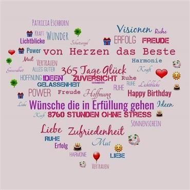 Geburtstagswunsche frau liebe